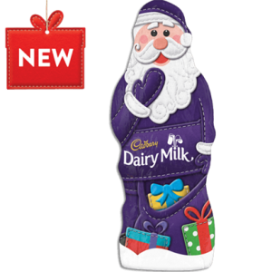 Cadbury Chocolate-Santa