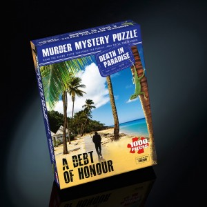 Murder mystery puzzle