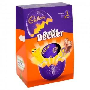 Cadbury double decker