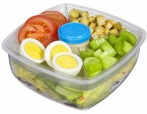 sistmea salad max