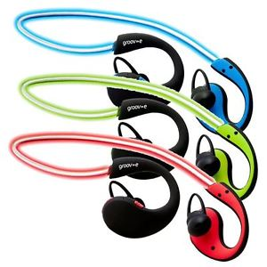 groov-e action earphones
