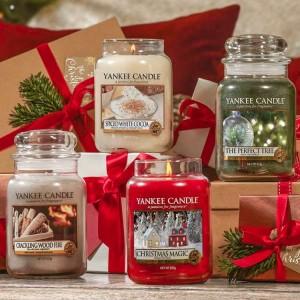 yankee candle christmas 2017