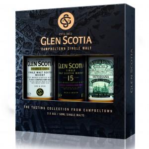 Glen Scotia Giftpack