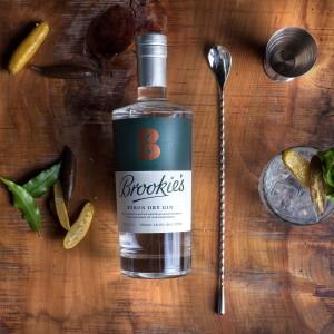 Brookies dry gin